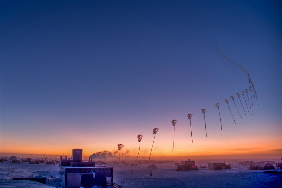 Ozone hole modest despite conditions ripe for depletion