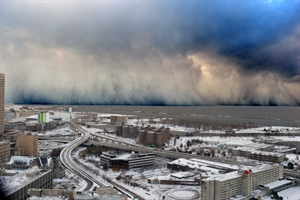 NOAA research yields better lake-effect snow forecasts