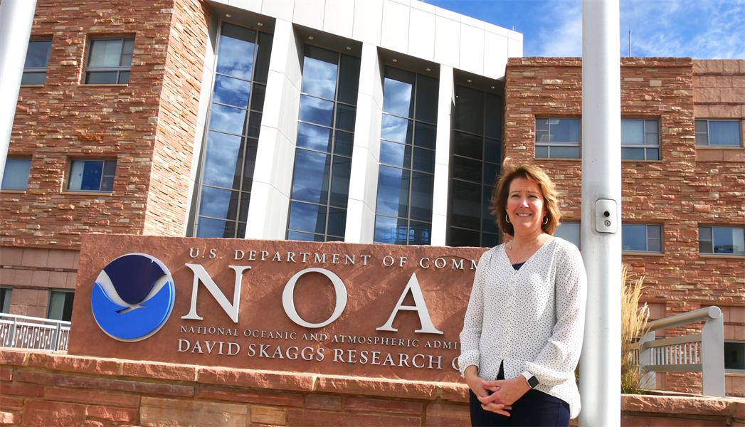 Mahoney named director of NOAA's Global Systems Division