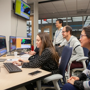 Researchers test experimental severe weather warning tools