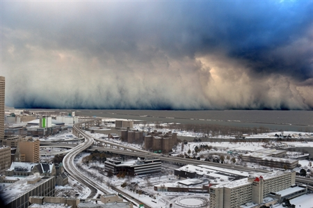 Great Lakes Snowstorms