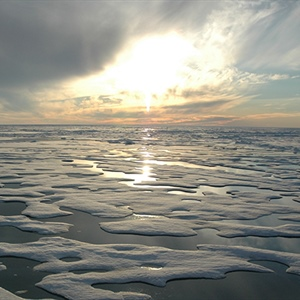 Arctic summer wind shift could affect sea ice loss and U.S./European weather