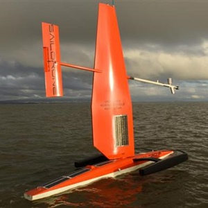 For the first time, Saildrones explore the Bering Sea