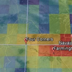 Scientists probe methane mystery in Four Corners
