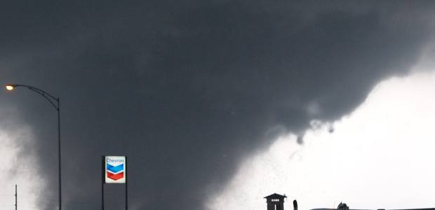 Researchers develop method to better predict severity of tornado outbreaks