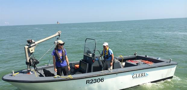 NOAA names University of Michigan to host cooperative institute for Great Lakes region