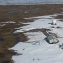 As the North Slope of Alaska warms, greenhouse gases have nowhere to go but up