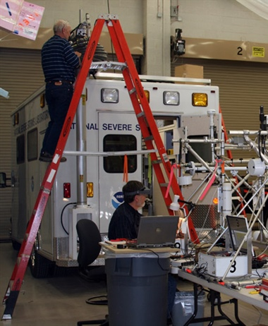 The Essential Team Behind the Scenes of NSSL's Field Research
